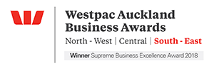 WABA 2018 Winner Logo (south-east) Supreme Business Excellence Award