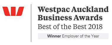WABA Best Of The Best WINNER Employer Of The Year 2018